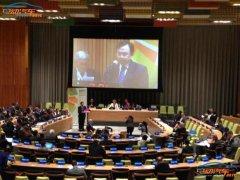 王传福出席联合国气候峰会 阐述比亚迪的绿色梦想