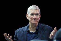 专访苹果CEO库克:在中国做环保不是为商业目的