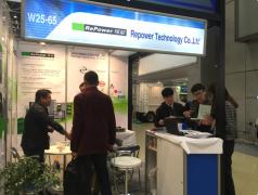 电池检测企业瑞能股份华丽亮相2016日本电池展