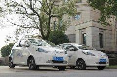 杨雄:上海新能源车专用牌照政策将延续
