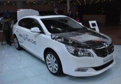 燃料电池汽车:技术不是问题 价格是个事儿