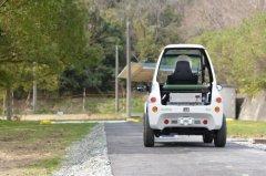 日本:研究边开车边充电 虽然车速只有10km/h