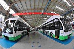 1-5月我国纯电动客车产22110辆 插电混动客车产3900辆
