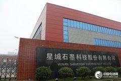 星城石墨终止挂牌新三板 被上市公司中科电气并购