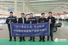 山东海德发力纯电动商用车 2017年电动环卫车拟出货2000台