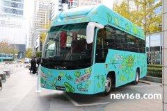 福田欧辉:氢燃料电池客车进入商业化运营阶段