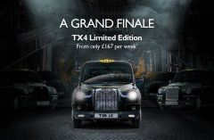 30亿投资重振伦敦出租车公司 吉利加速大新能源商用车战略