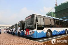 集聚4大整车制造企业 南京溧水成江苏最大新能源汽车基地