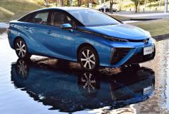 【燃料电池周报】燃料电池车普及缓慢!三大日系厂结盟共建加氢站
