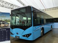 2020年广州新能源车产值欲超千亿 全面推进公交电动化