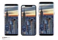 5.8英寸全面屏!苹果代工厂员工确认iPhone 8变大