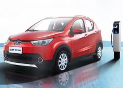 全球4月电动车销量Top10 北汽EC180月销称冠