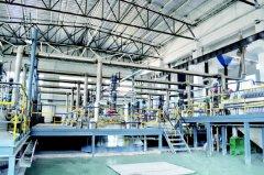 瑞福锂业电池级碳酸锂产品下线 山东肥城打造百亿级锂电产业集群