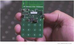 无电池手机已问世 靠无线电波就能为手机供电