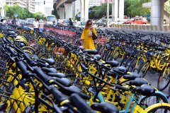 十部门出台共享单车新规:不鼓励发展互联网租赁电动自行车