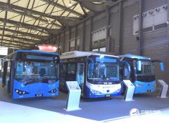专注打造高品质 比亚迪商用车亮相上海国际客车展