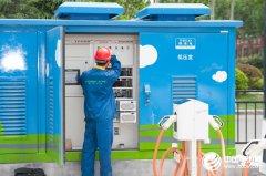 中国电动汽车充电基础设施促进联盟:已上报公共类充电桩185990个