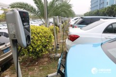中国9月新能源汽车销量同比增加79.1% 比亚迪等拉升