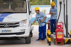 氢燃料电池车制造成本持续走低 基础设施仍是最大掣肘