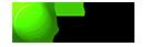 中国电池网logo