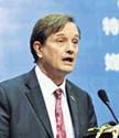 柯文思 联合国气候变化与环境能源专题组中国局主席