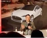 TESLA老板语出惊人 称燃料电池车不靠谱