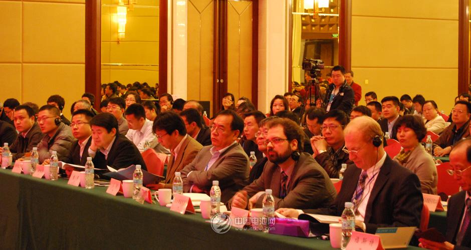 锂电新能源产业国际高峰论坛在江西宜春召开