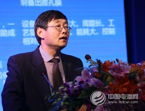 沧州明珠谷传明:打破国外技术壁垒要靠自我创新