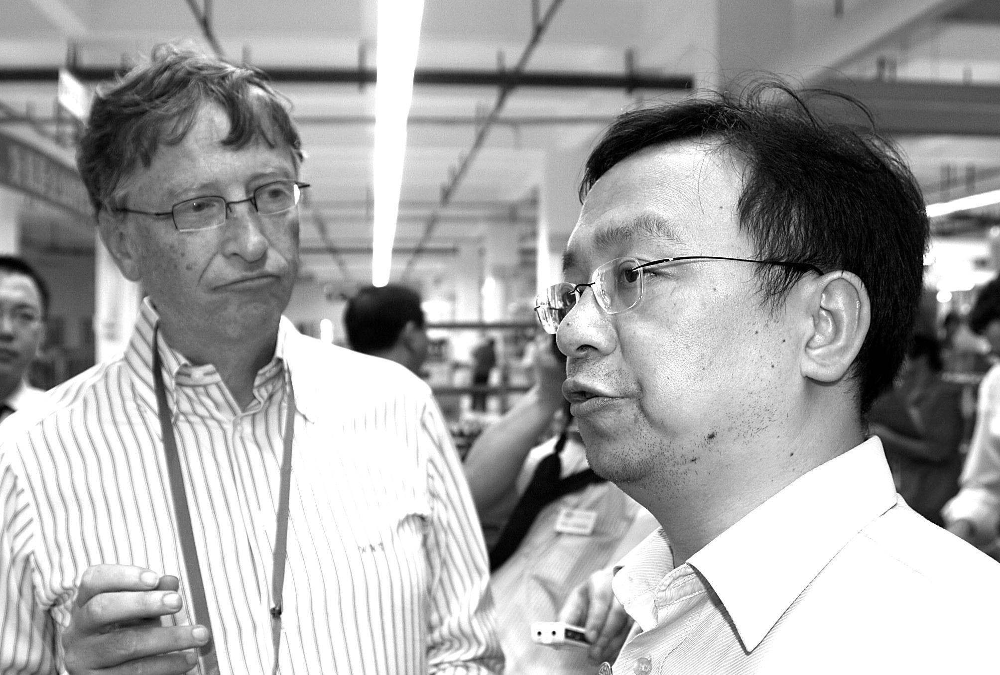 王传福:带着比亚迪靠电池发家 如今梦想照入腾势