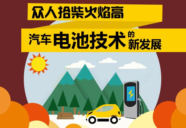 一图解析:新能源汽车电池技术路线及新发展