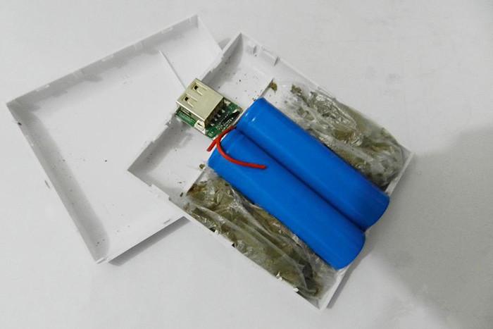 """街头扫码送充电宝,这个充电宝可有点""""分量"""""""