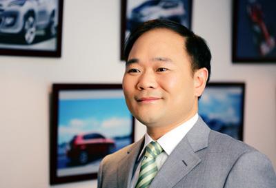 """""""后生""""反攻新能源汽车 李书福能赢吗?"""