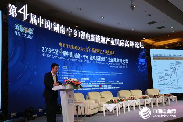 李璇:新能源锂电行业政策微调 向上趋势不改