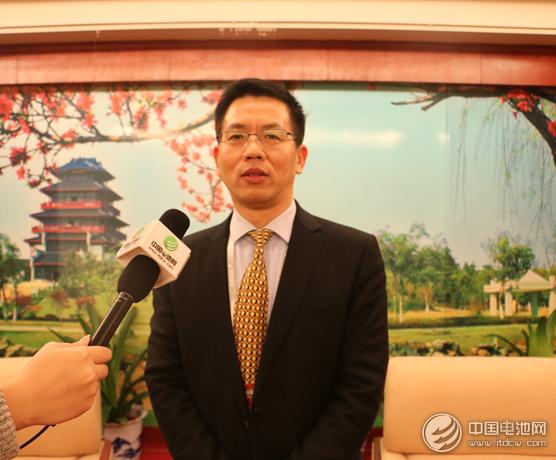 惠强新材王红兵:创业创新 打造中国隔膜