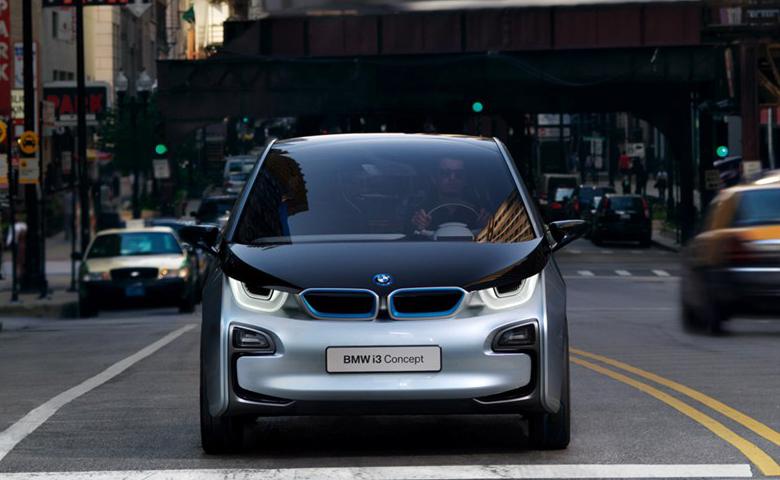 """德媒:中国力推电动汽车发展 德国企业怕""""掉队"""""""