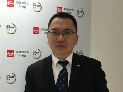专访杜国忠:平台化造车是比亚迪的独特优势