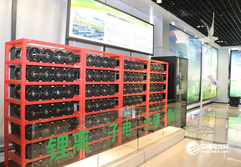 2020年储能电池容量将达1665.7Mwh 锂电池占比59.34%