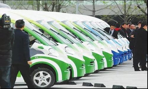 新能源汽车补贴明年将提前退坡  地方补贴或取消