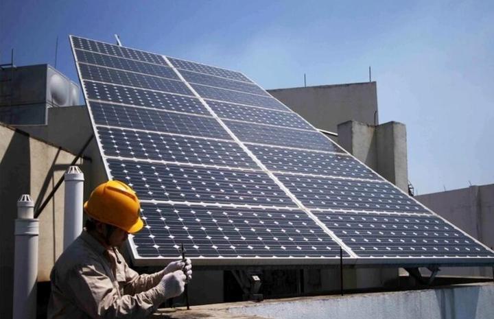 金华太阳能电池出口快速增长 前4月出口7.6亿元