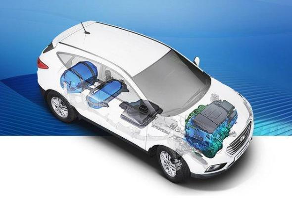 韩国拟2022前建310家加氢站!燃料电池汽车技术初步成熟!