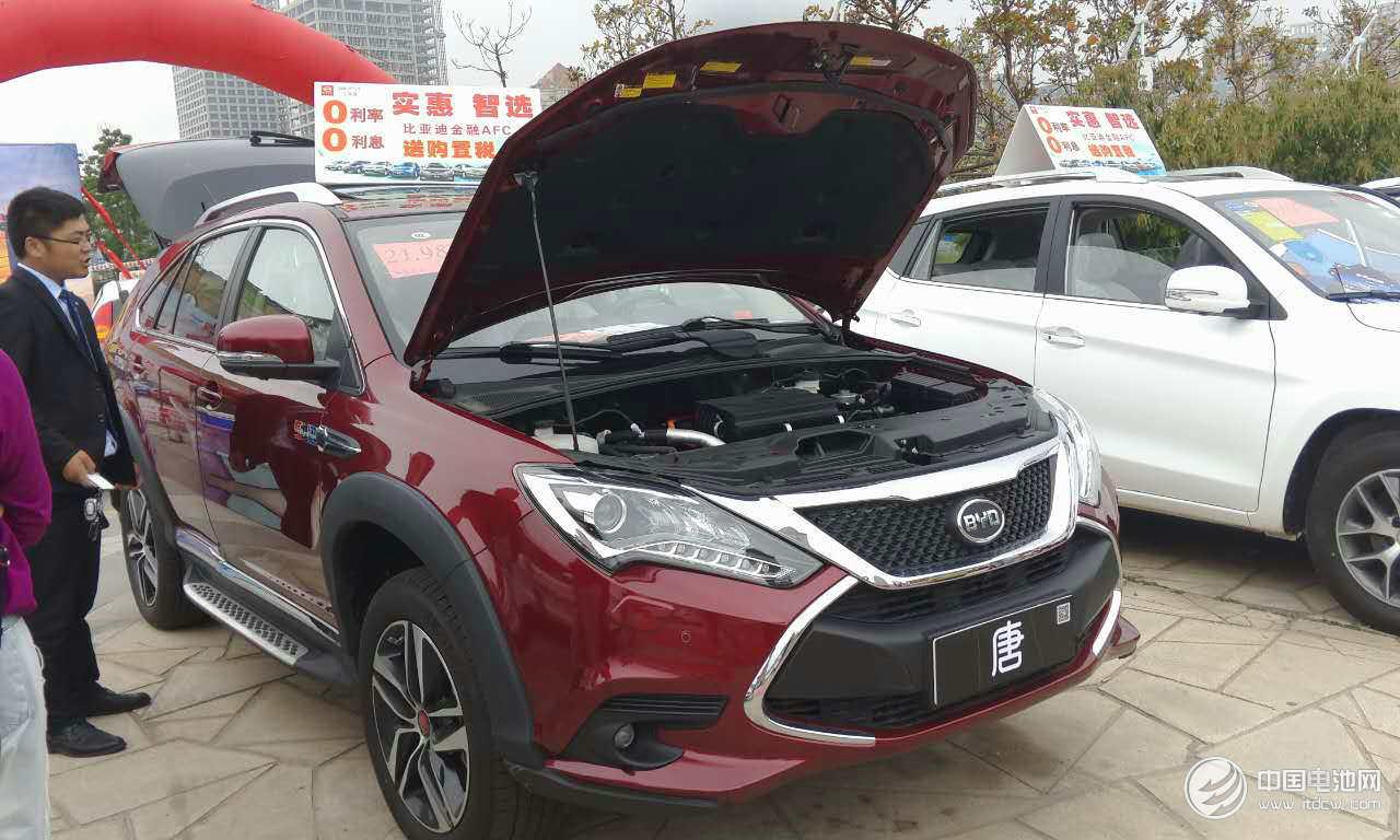 动力电池行业迎来新高峰 新能源汽车竞赛新关键部件