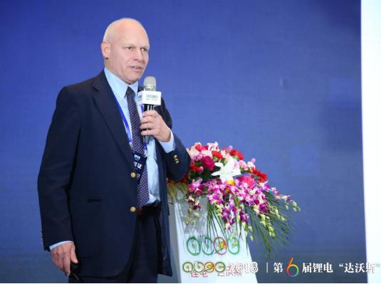 保罗B·曼森:全球监管收紧 回收废旧电池