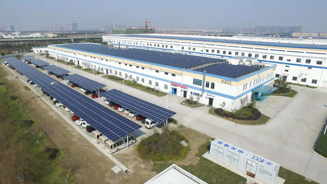 2000台!中天新能源购置第一期新能源汽车项目招标