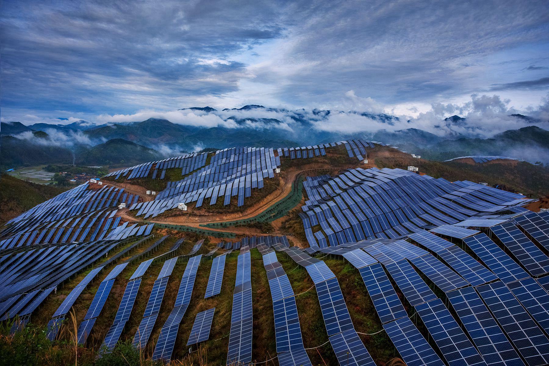 青海清洁能源发电量占比达82.9% 同比提高5.2个百分点