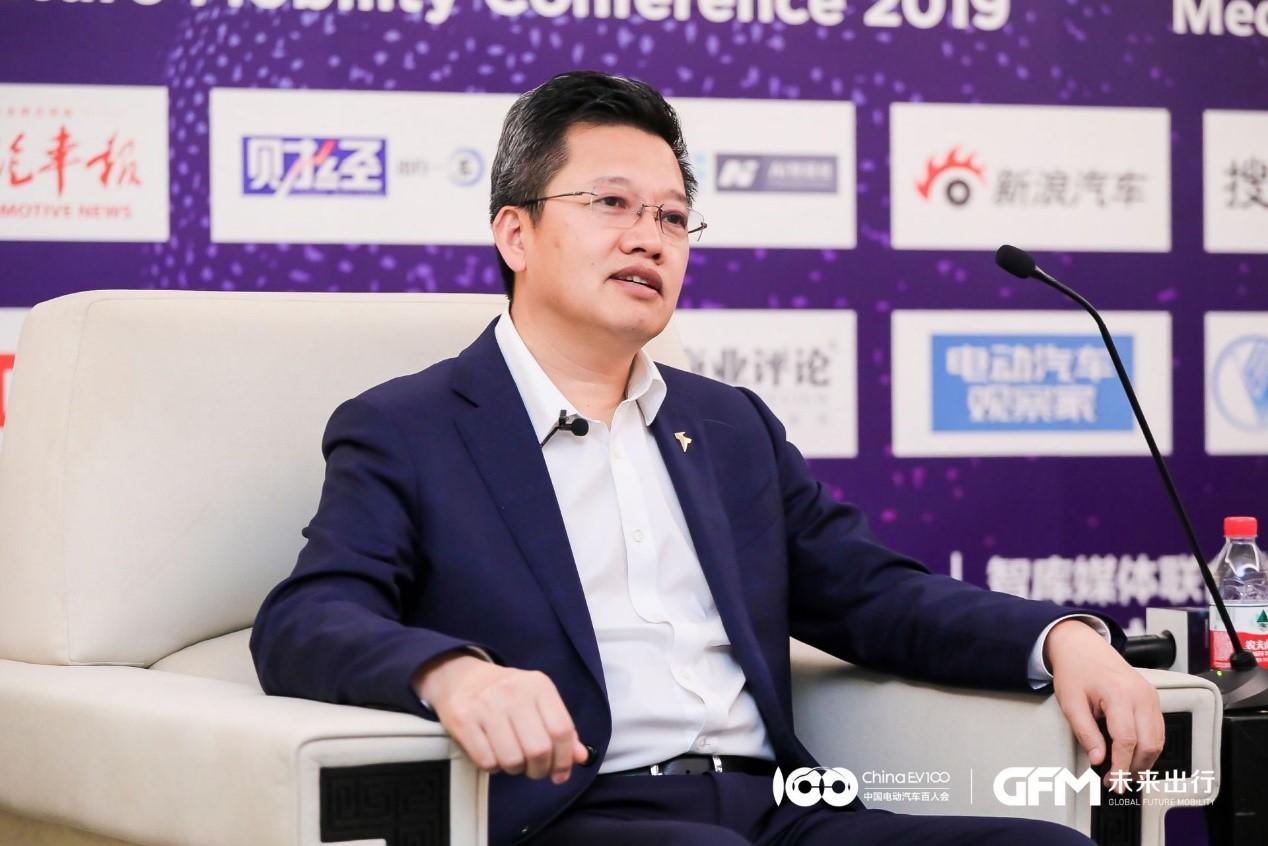 特来电董事长于德翔:在充电环节让电动车更安全