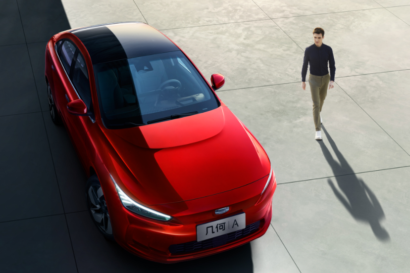吉利新能源及电气化车型销售10294辆 同比增长27%