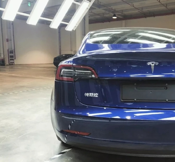 国产特斯拉Model 3还有降价空间 预计最低19.7万元