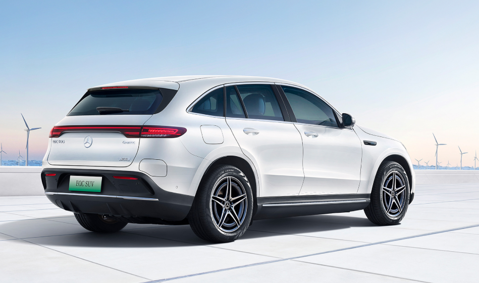 奔驰加速电气化进程 未来年产将超50万辆新能源汽车