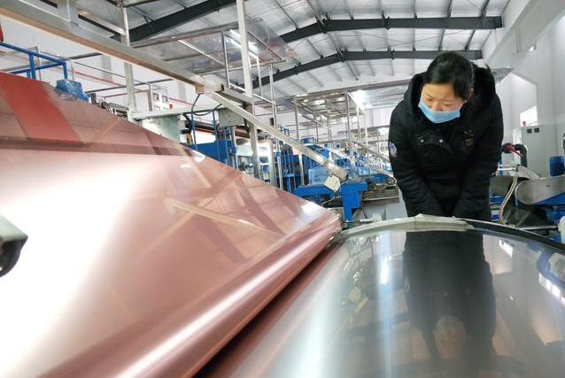 嘉元科技上半年锂电铜箔营收3.7亿 募资扩产加快