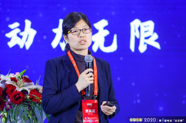 中国一汽孙焕丽:新能源车市场格局生变 动力电池开发需求需细化
